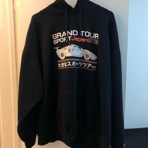 Brandy Melville Christy Grand Tour Hoodie